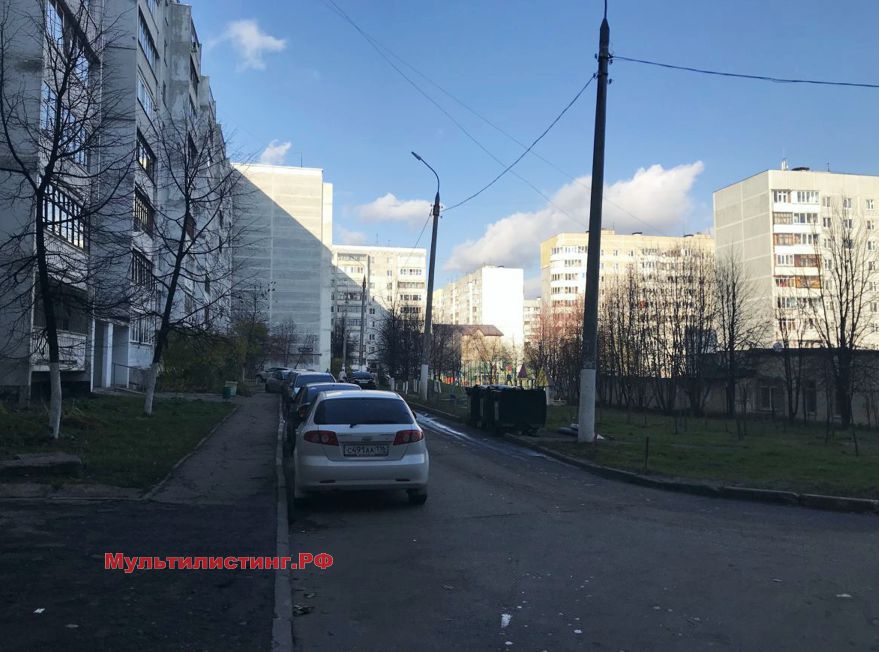 Продажа 3-к квартиры Юлиуса Фучика ул, 94